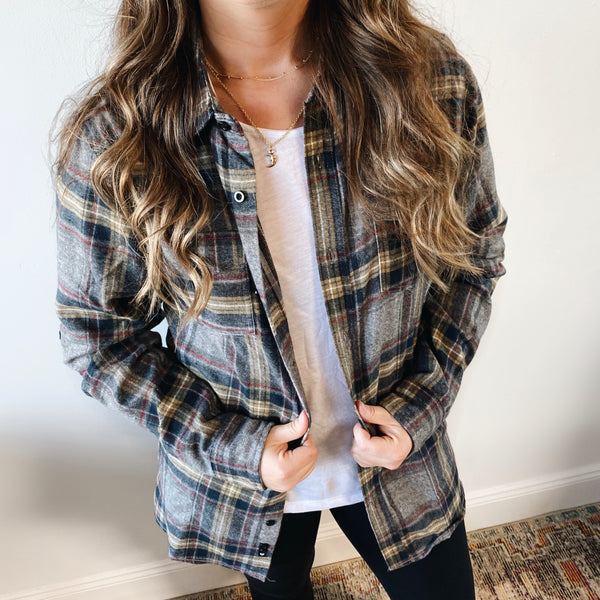 Stone Flannel