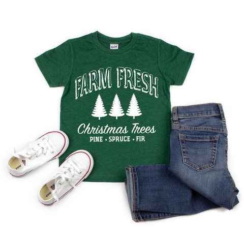 Farm Fresh • Kids Tee or Pullover!
