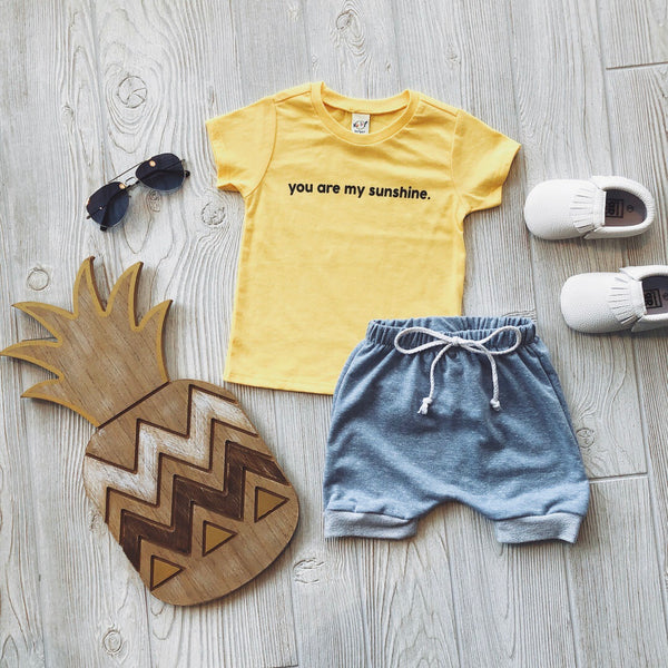 You Are My Sunshine • Tee