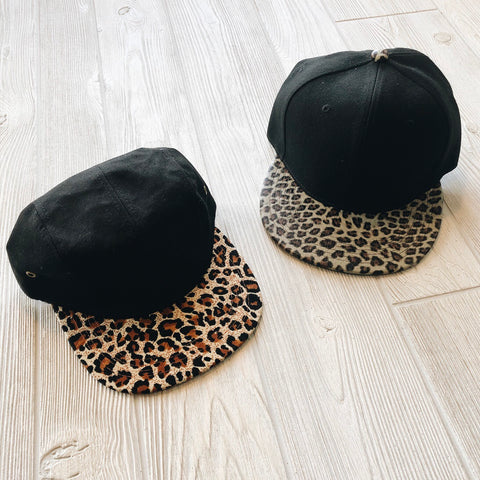 Mommy & Me • Cheetah Hat