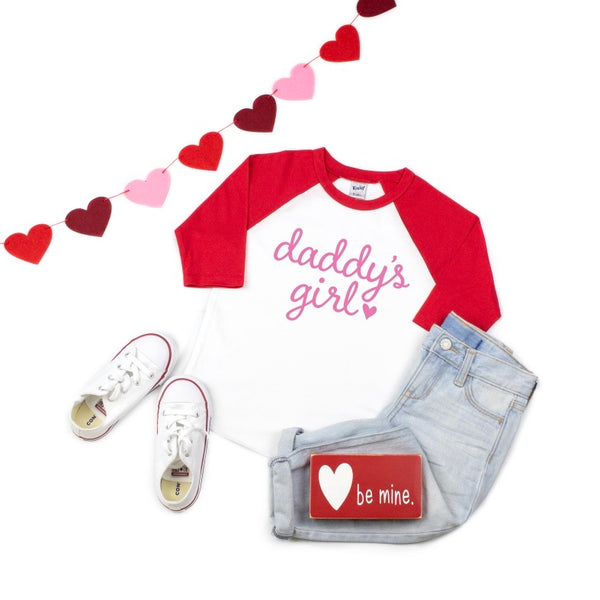 Daddy's Girl • Raglan