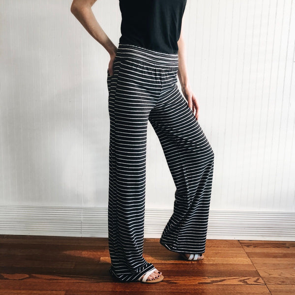 Margo Wide-Leg Pant • More Colors!