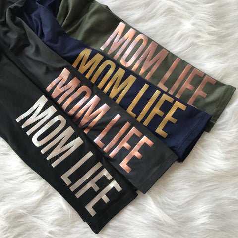 Mom Life Leggings