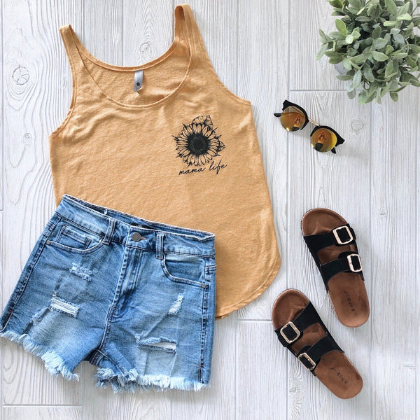 Sunflower • Gold Tank