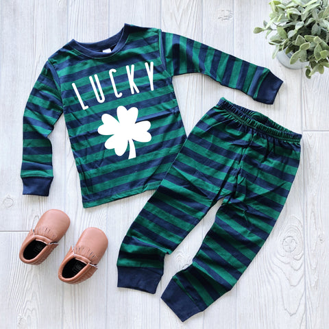 St.Patricks Day • Pajama Set