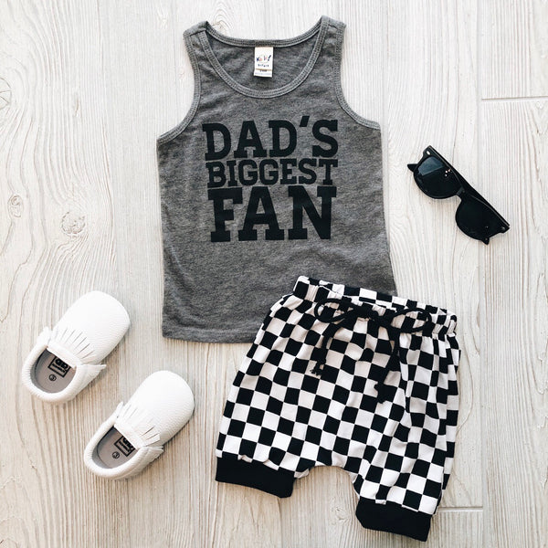 Dad's Fan • Tank Top