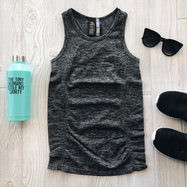 Athletic Gray Tank