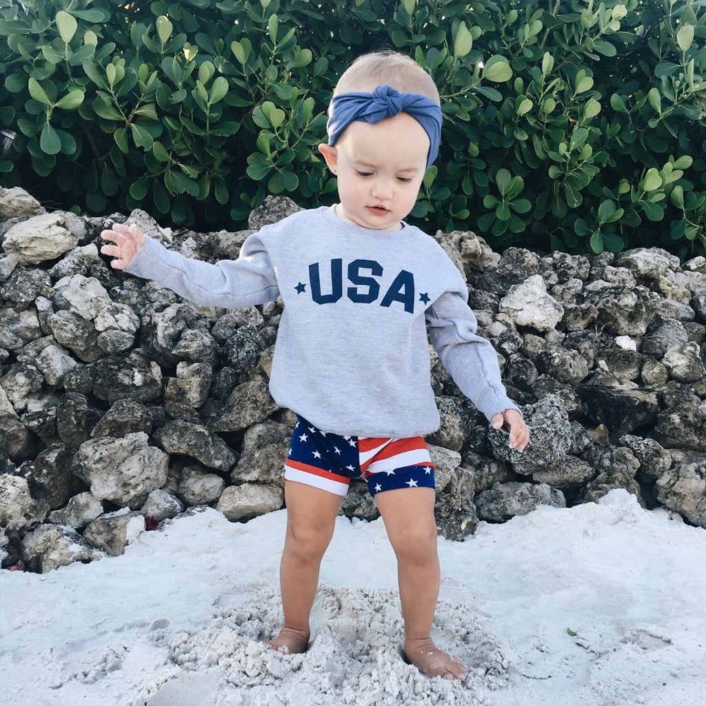 USA Pullover • Kids!