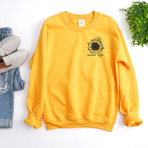 Sunflower • Gold Pullover
