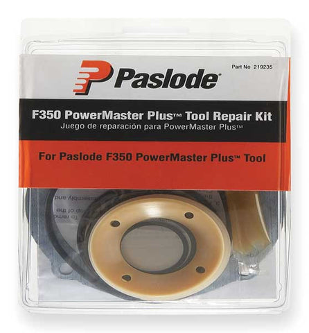 Paslode F350 PowerMaster Plus Pneumatic Tool Tune-Up Kit 219235 - Oaks Distribution Inc - 1