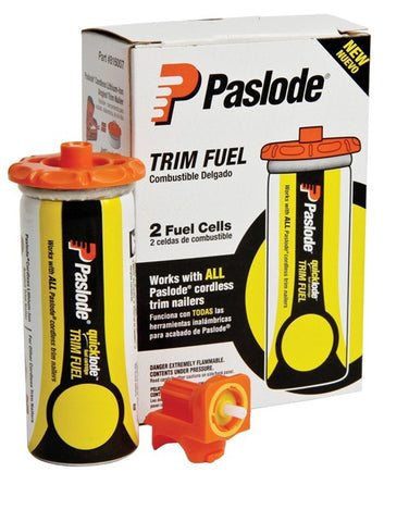 Paslode Universal Short Yellow Trim Fuel Cell - Oaks Distribution Inc