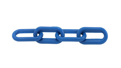 "PLASTIC CHAIN 125 FEET 1-1/2"" (6mm) - Oaks Distribution Inc - 1"