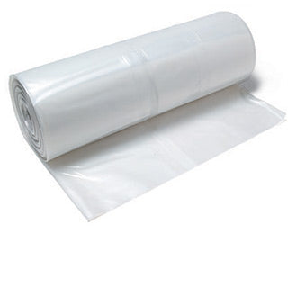 9 x 400 .35 CLEAR PLASTIC SHEETING