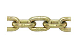 "3/8"" x 20' G70 Tie Down Chain with Clevis Grab Hooks - Oaks Distribution Inc - 3"