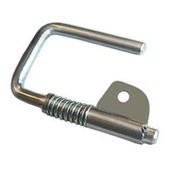 Rafter Spring Hook With 1-Hole Bracket - Oaks Distribution Inc