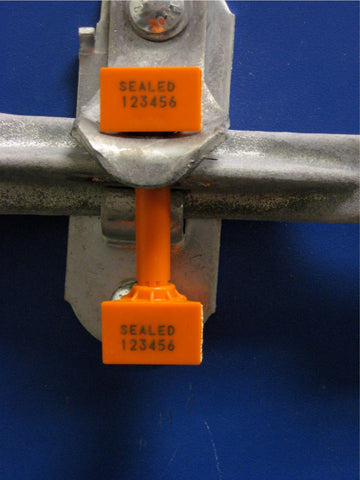 Snap Tracker Bolt Seals - 1,000 - Oaks Distribution Inc - 1