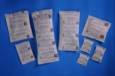 4 Unit Clay Desiccant in Tyvek Bag - Drum - Oaks Distribution Inc