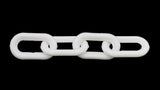 "PLASTIC CHAIN 250 FEET 1"" (4mm) - Oaks Distribution Inc - 7"