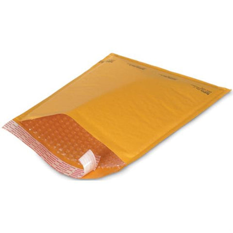 "12-1/2"" x 18"" Kraft Bubble Mailer - Oaks Distribution Inc - 1"