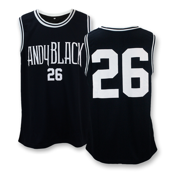 Twenty Six Basketball Jersey