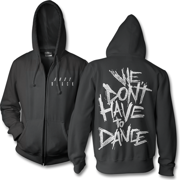 Dance Zip Hoodie - Andy Black Official Store - 1