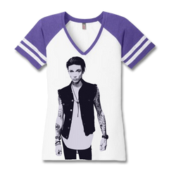 Full Football Tee - Women's - Andy Black Official Store - 1