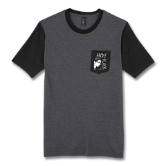 Pasted Pocket Tee - Andy Black Official Store - 1