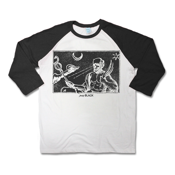 Tarot Raglan - Andy Black Official Store - 1