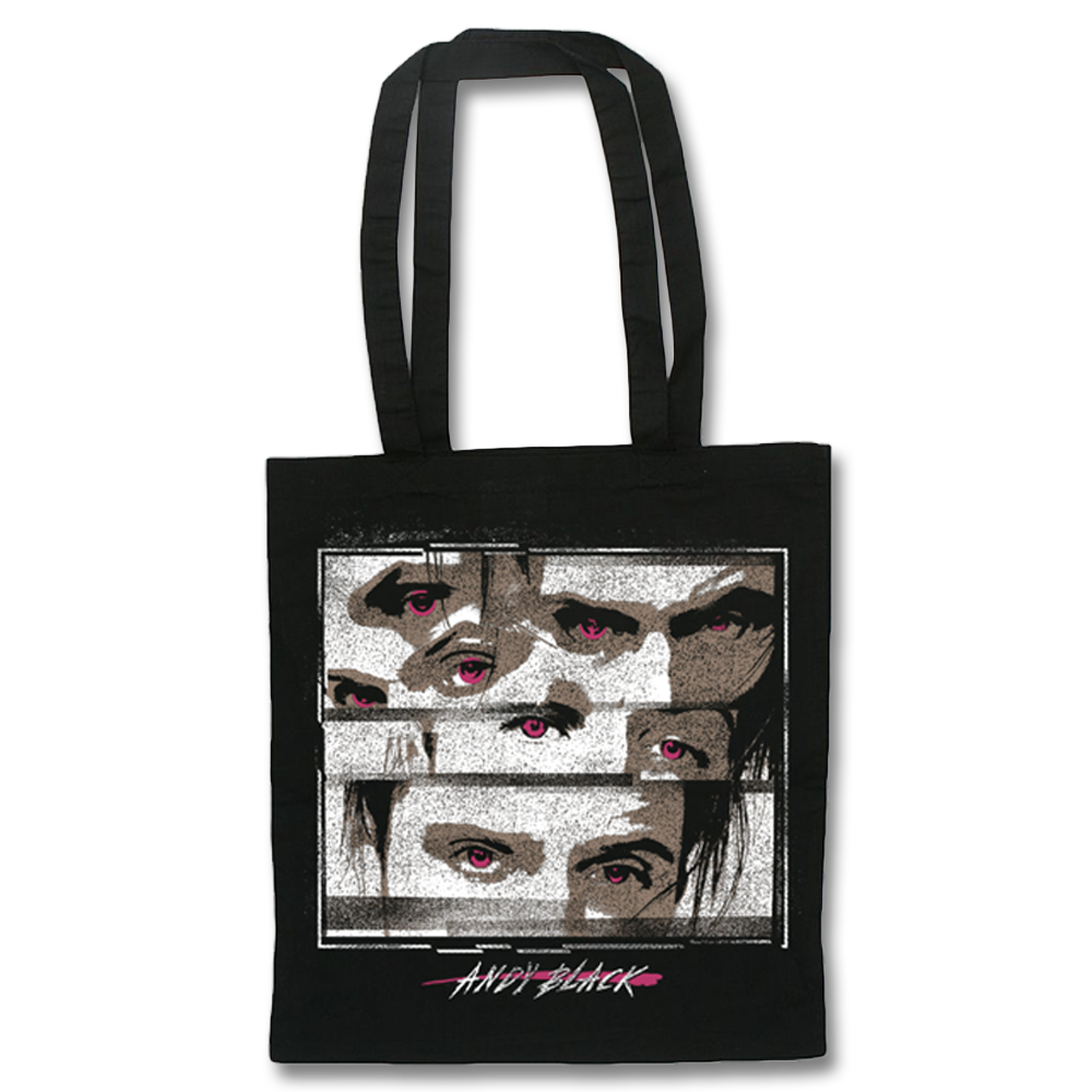 Vision Tote Bag - Andy Black Official Store