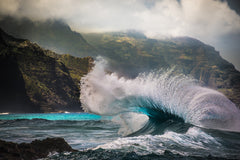 Hawaii Wave Pictures