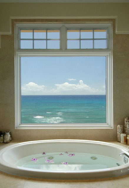 Bathtub With Ocean View - Hawaiipictures.com