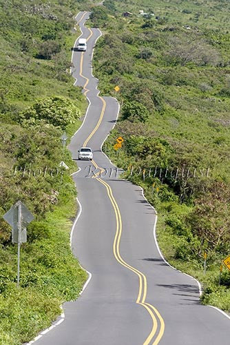 The back road to Kaupo, Maui, Hawaii - Hawaiipictures.com