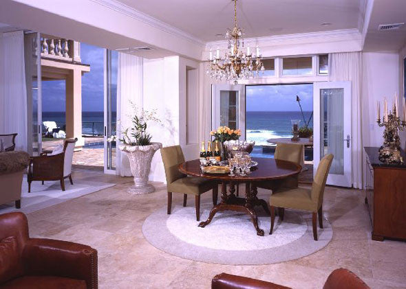 Picture Of Dining Room With Ocean View