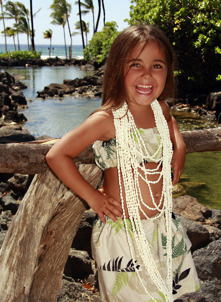 Young Child In Tropical Setting - Hawaiipictures.com