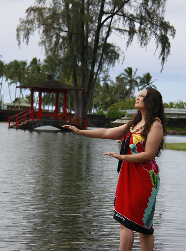 Hula By Hilo Bay