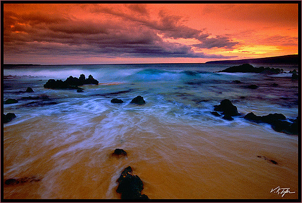 Enchanting Seas Sunset Maui - Hawaiipictures.com
