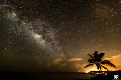 Kauai Milky Way - Hawaiipictures.com