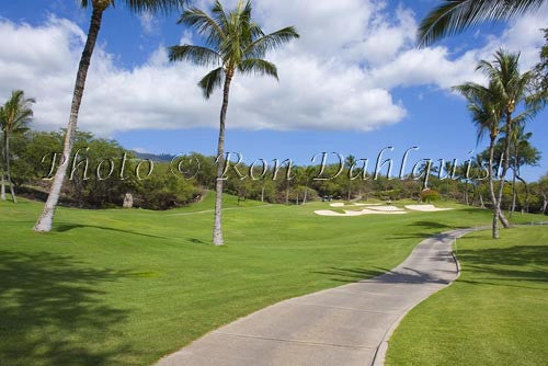 Wailea Emerald Golf Course, Maui, Hawaii