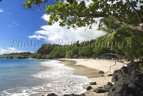 Hamoa Beach, Hana, Maui, Hawaii Picture