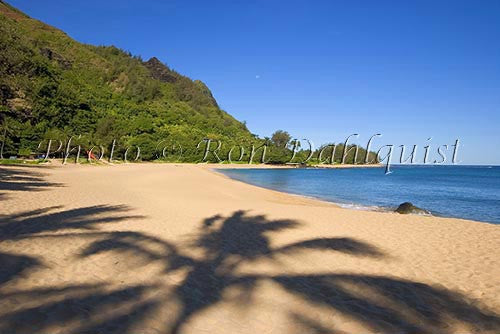 Haena Beach, Kauai, Hawaii - Hawaiipictures.com