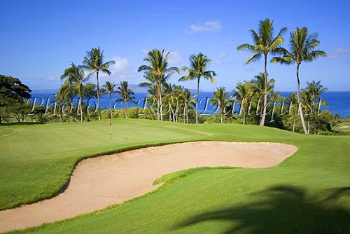 Wailea Gold Golf Course, Maui, Hawaii