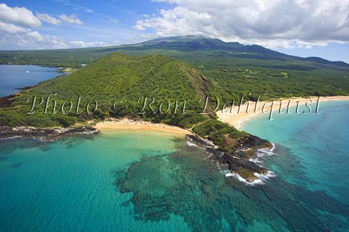 Little Beach and Big Beach, (Oneloa Beach) Makena, Maui