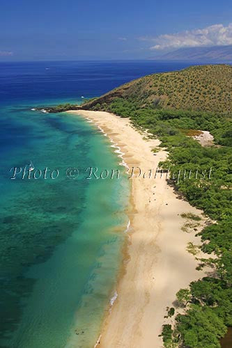 Big Beach, Oneloa, Makena, Maui, Hawaii - Hawaiipictures.com