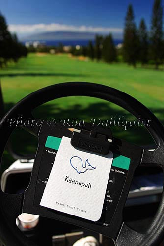 Kaanapali Golf Course, Maui, Hawaii Photo - Hawaiipictures.com