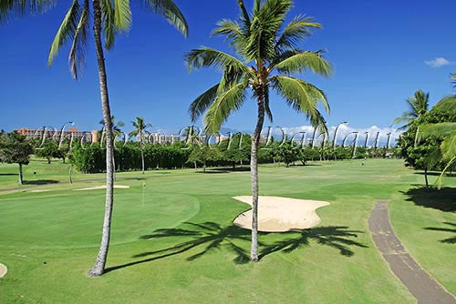 Kaanapali Golf Course, Maui, Hawaii