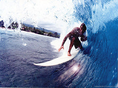 Kona Surfing Picture