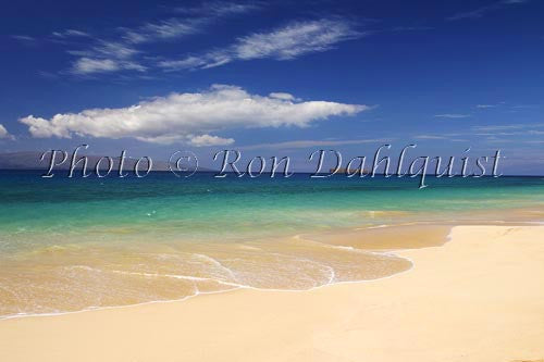 Big Beach, Makena, Maui, Hawaii - Hawaiipictures.com