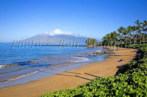 Ulua Beach, Wailea, Maui, Hawaii
