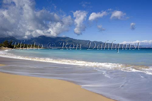 Beautiful Baldwin Beach, Maui, Hawaii - Hawaiipictures.com