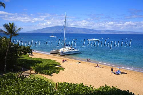 Kaanapali Beach, Maui, Hawaii Picture Photo